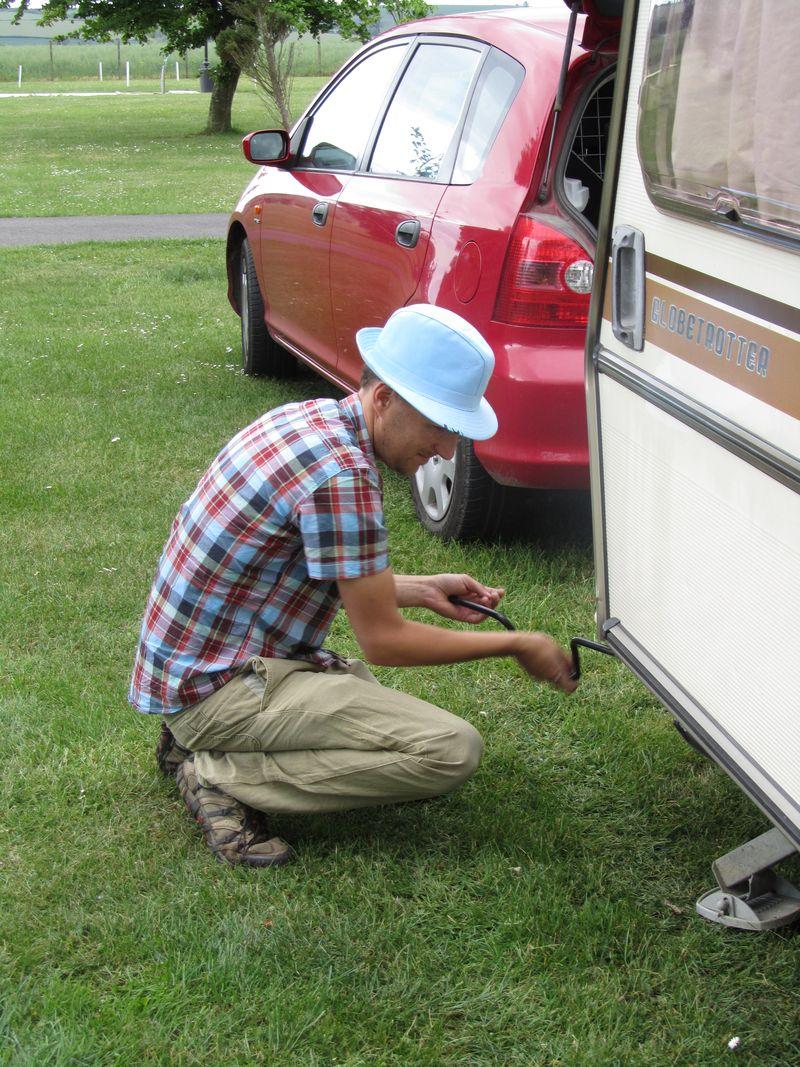 First Caravan trip May 2011 012