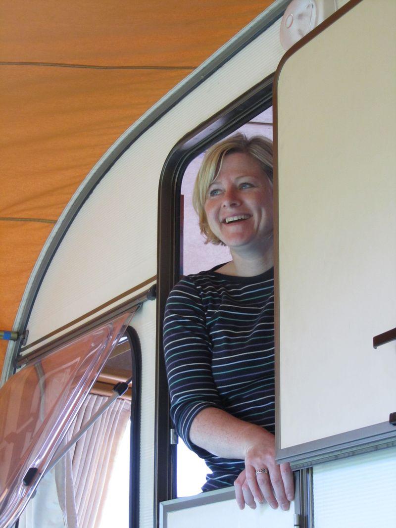 First Caravan trip May 2011 044