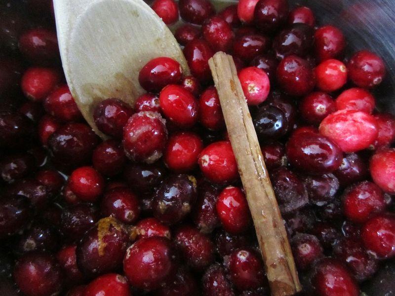 Cranberry sauce 011