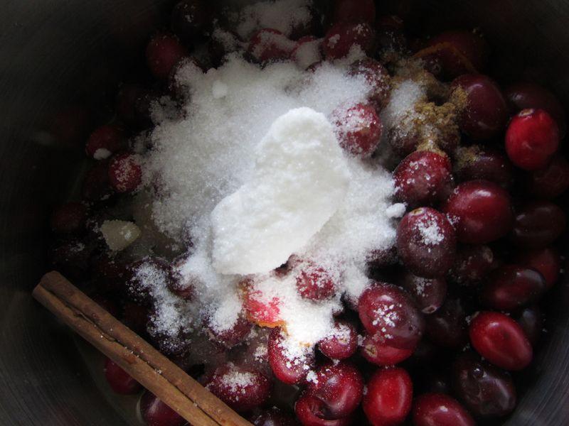 Cranberry sauce 008